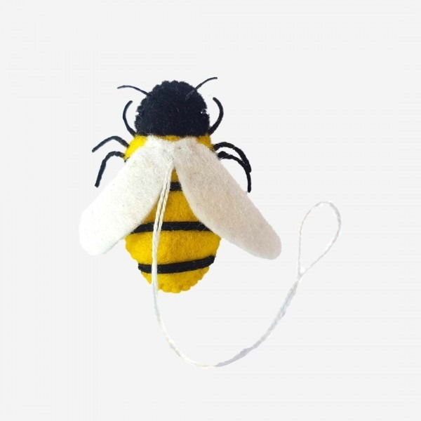 Kleine Filz Freunde Biene