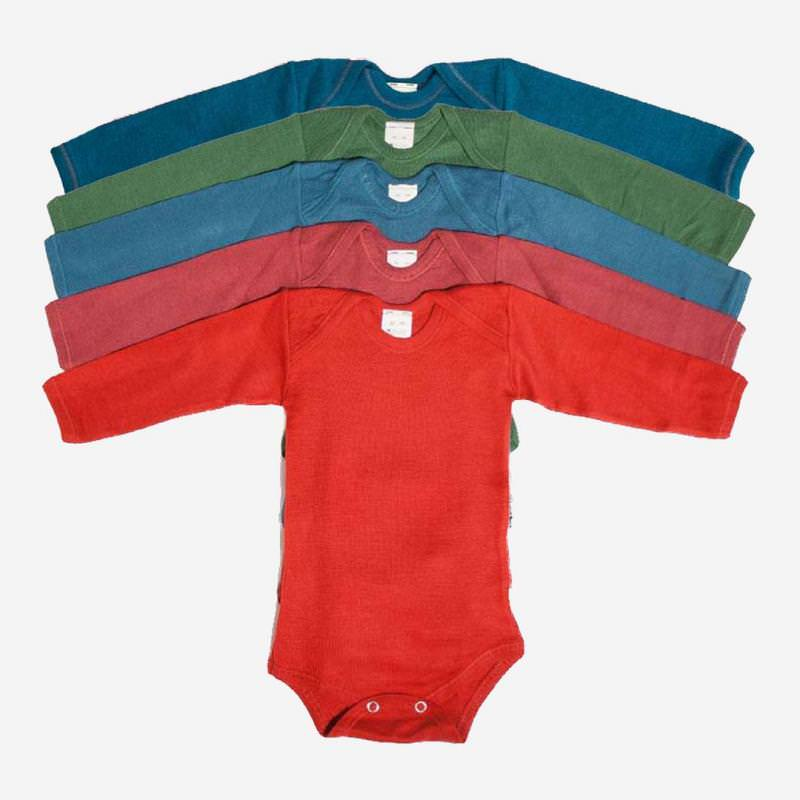 Body Uni Wolle/Seide