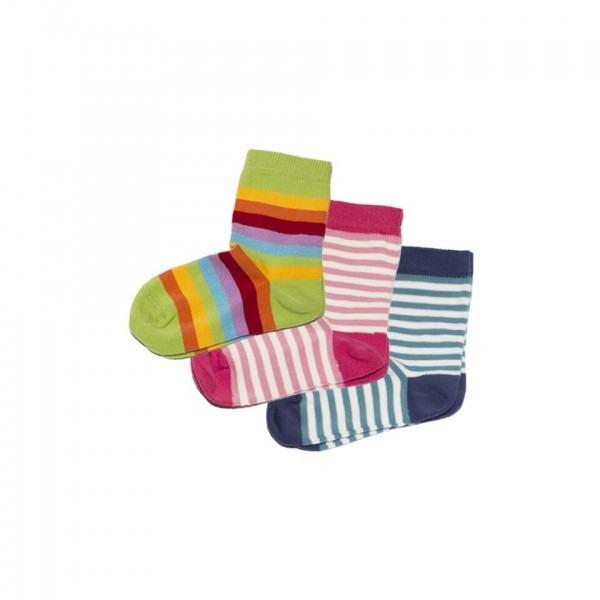 Socken Baumwolle Ringel