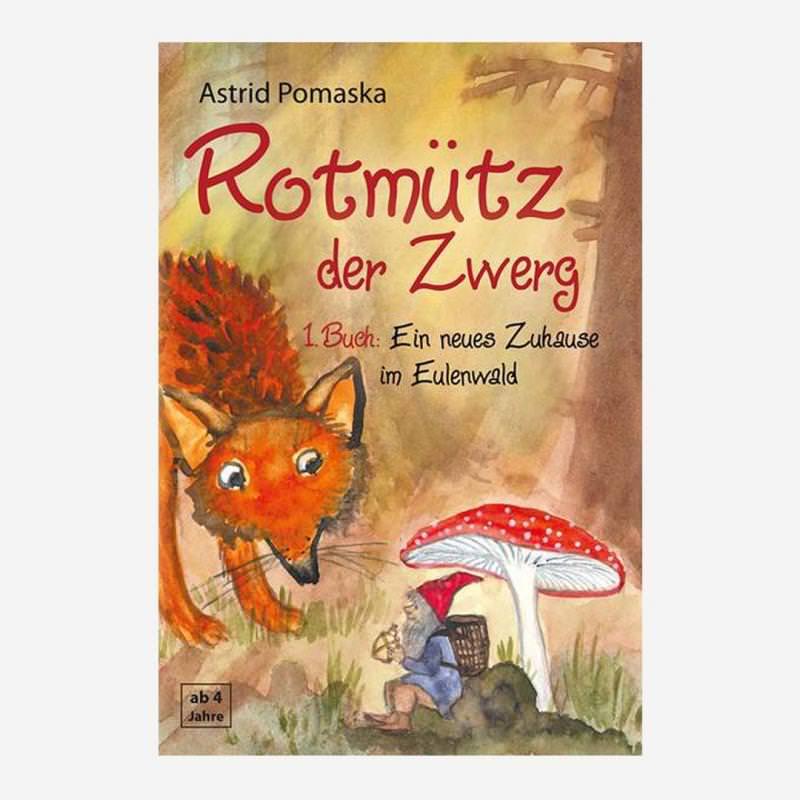 Buch Rotmütz der Zwerg (Band 1)