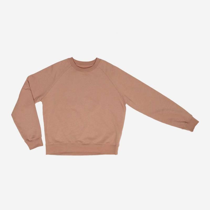 Women Cosy Sweater dusty pink