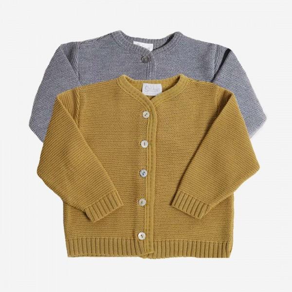 Strickjacke Wolle