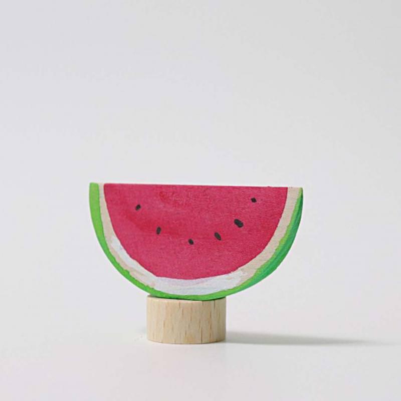 Figurenstecker Melone
