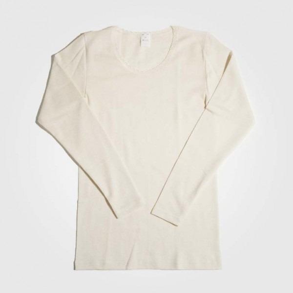Damen Unterhemd mit Spitze