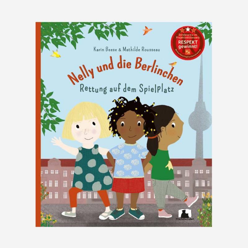 Buch Nelly und die Berlinchen – Die Schatzsuche
