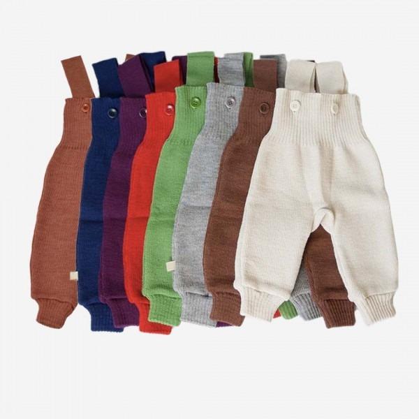 Strick Trägerhose Wolle