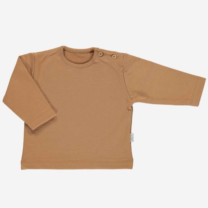 Shirt CITRONNELLE brown sugar