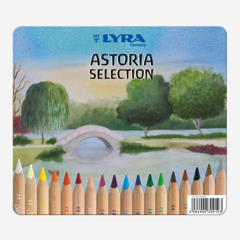 Buntstifte Super Ferby Astoria Selection 18 Stück