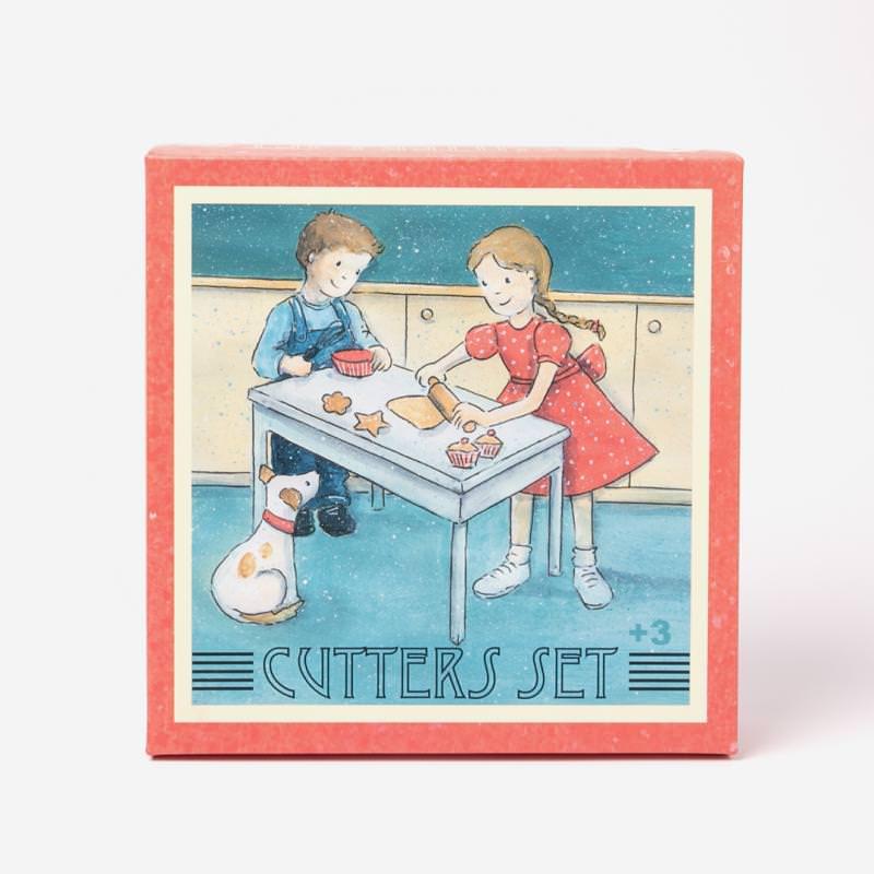 Cutters Keksausstecher Set