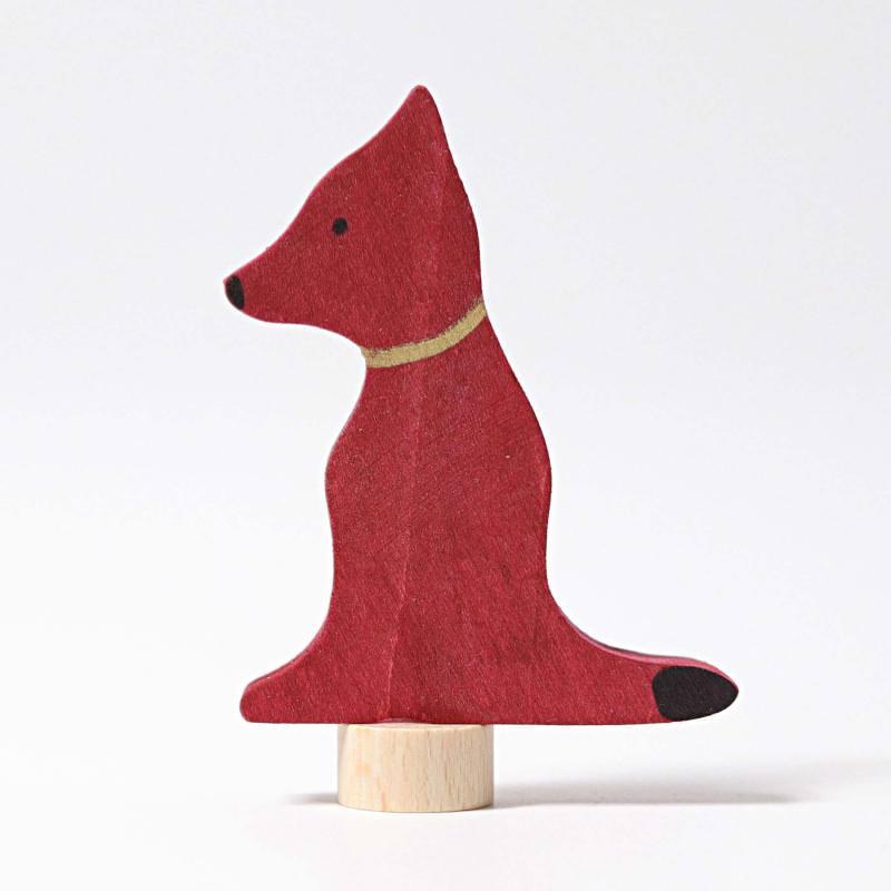 Figurenstecker Hund von Grimms