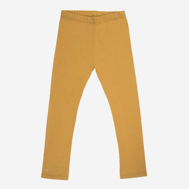 Play-all-day Leggings Baumwolle honey gold