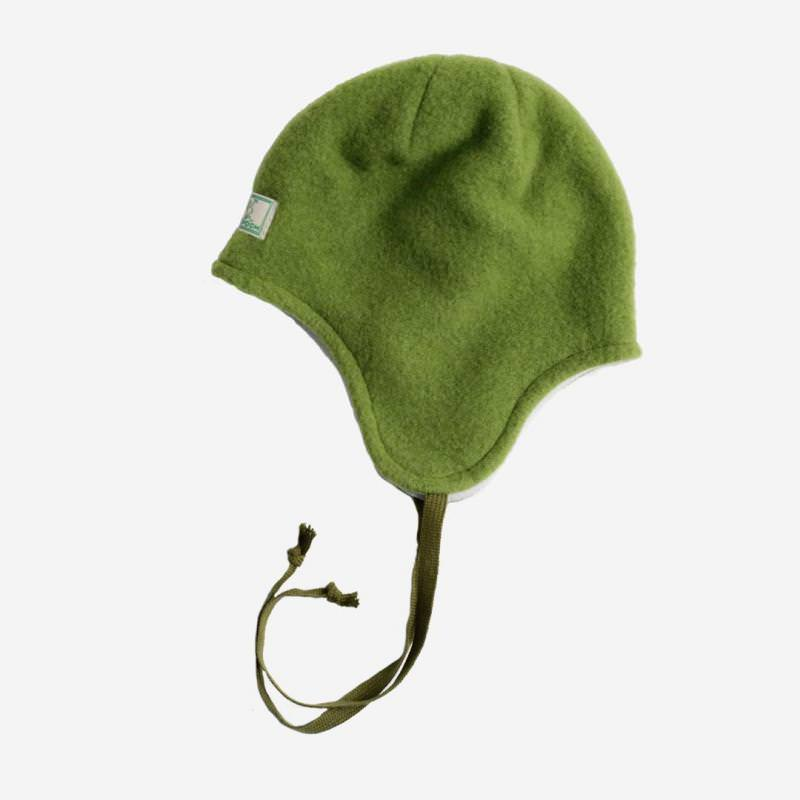 Mütze Jack Wollfleece moos