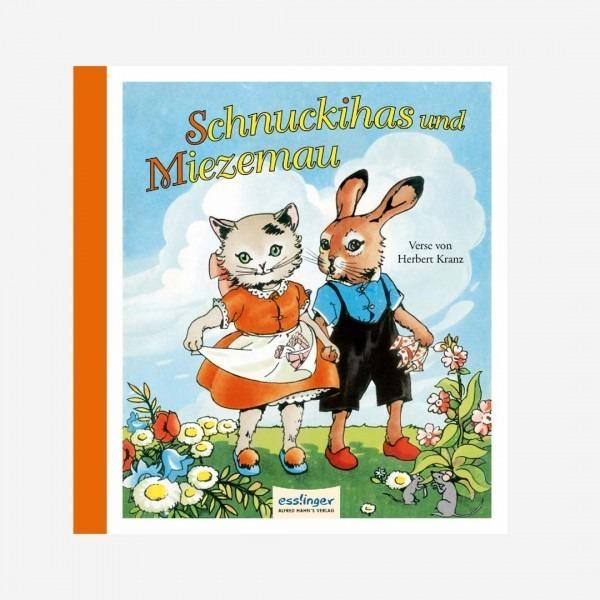 Buch Schnuckihas und Miezemau