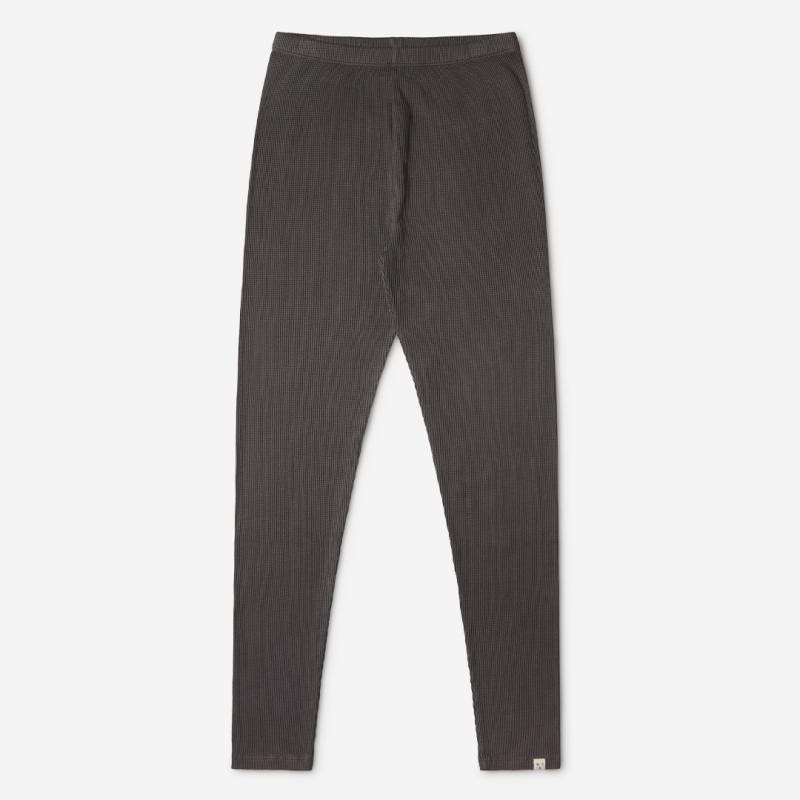 Damen Basic Pants Adult von Matona aus Bio-Baumwolle in graphite