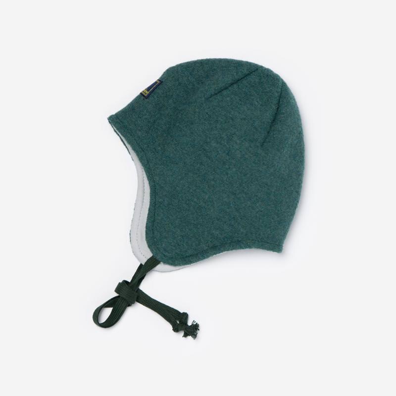 Mütze Jack Wollwalk mineral green