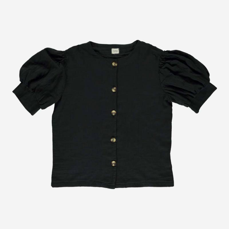 Damen Bluse POIRE pirate black