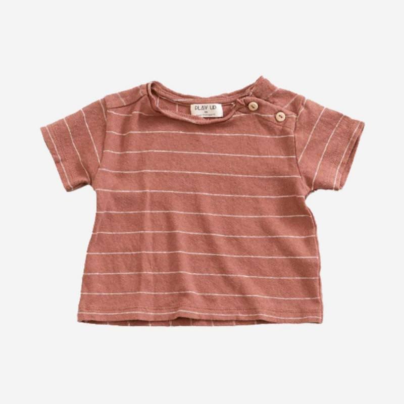 T-Shirt feine Streifen