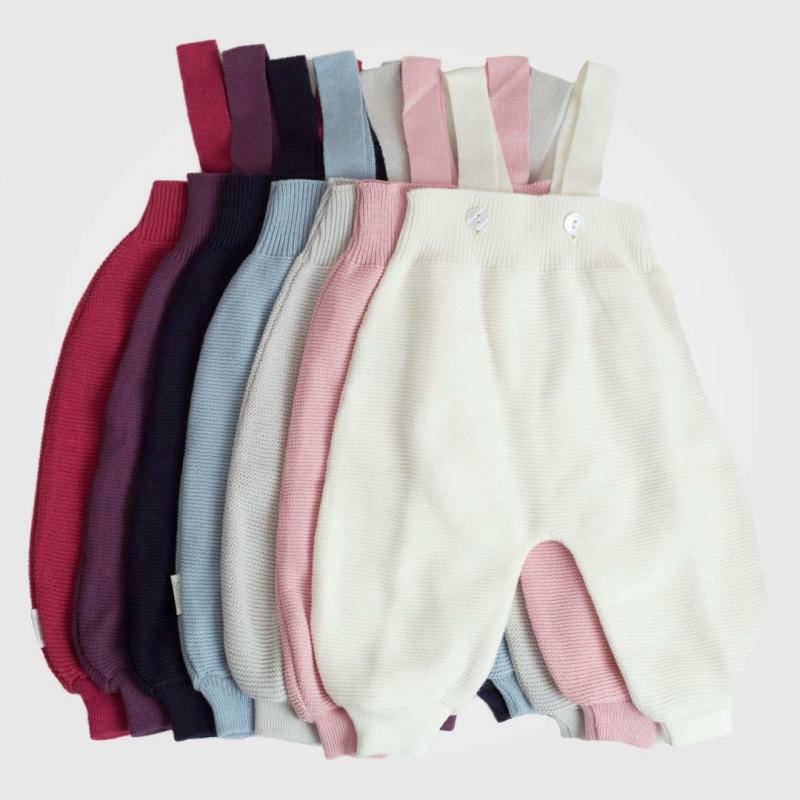 Salopette Trägerhose Baumwolle