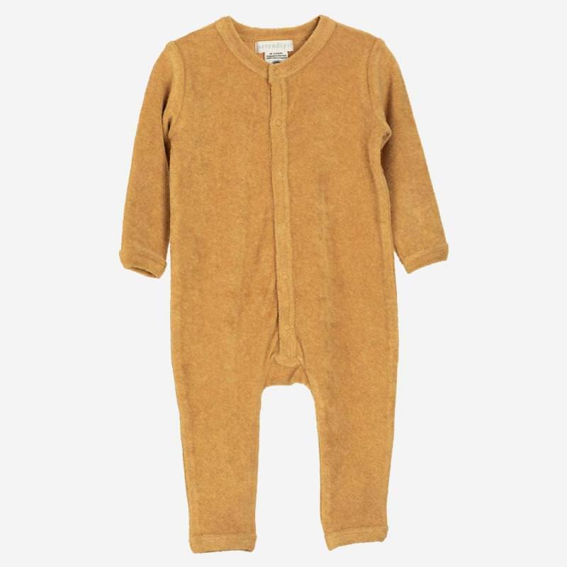 Baby Suit Terry honey