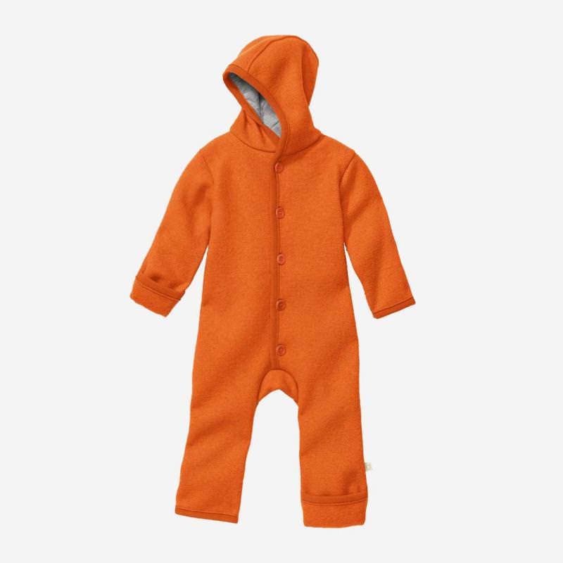 Walk-Overall orange von Disana