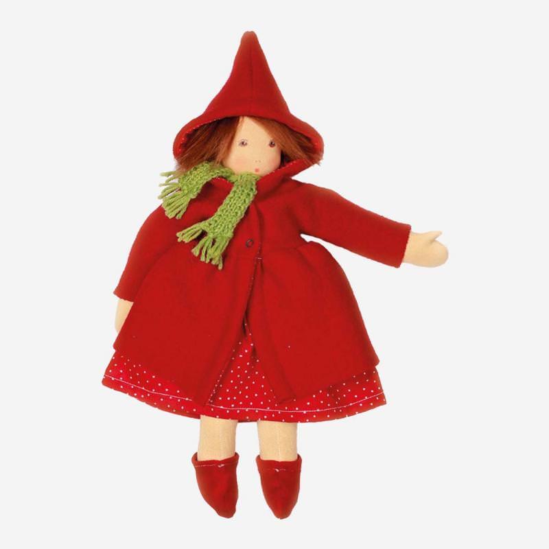 Puppe Rotkäppchen