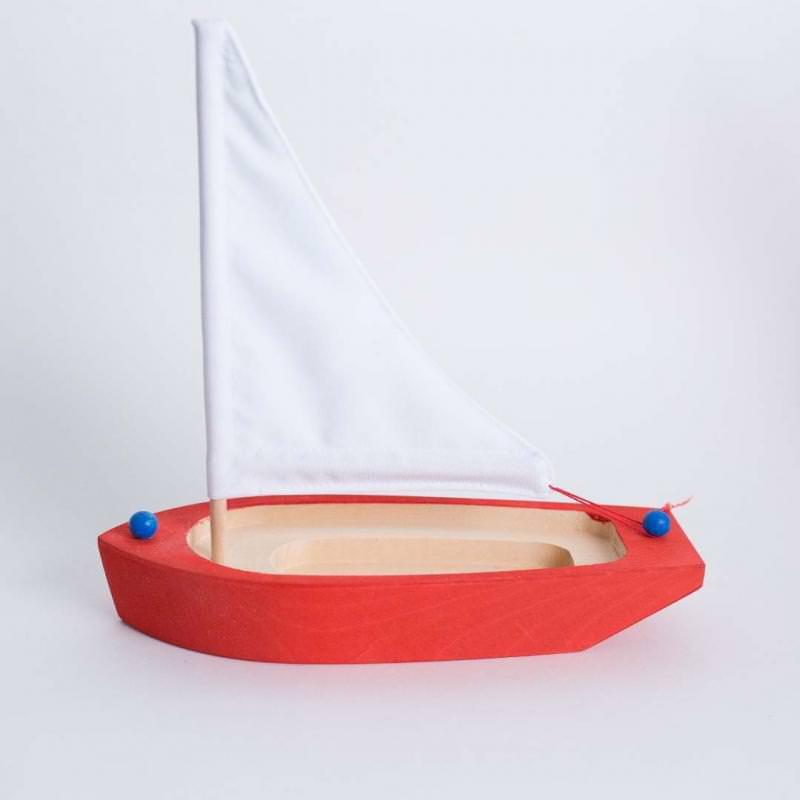 Segelschiff Holz