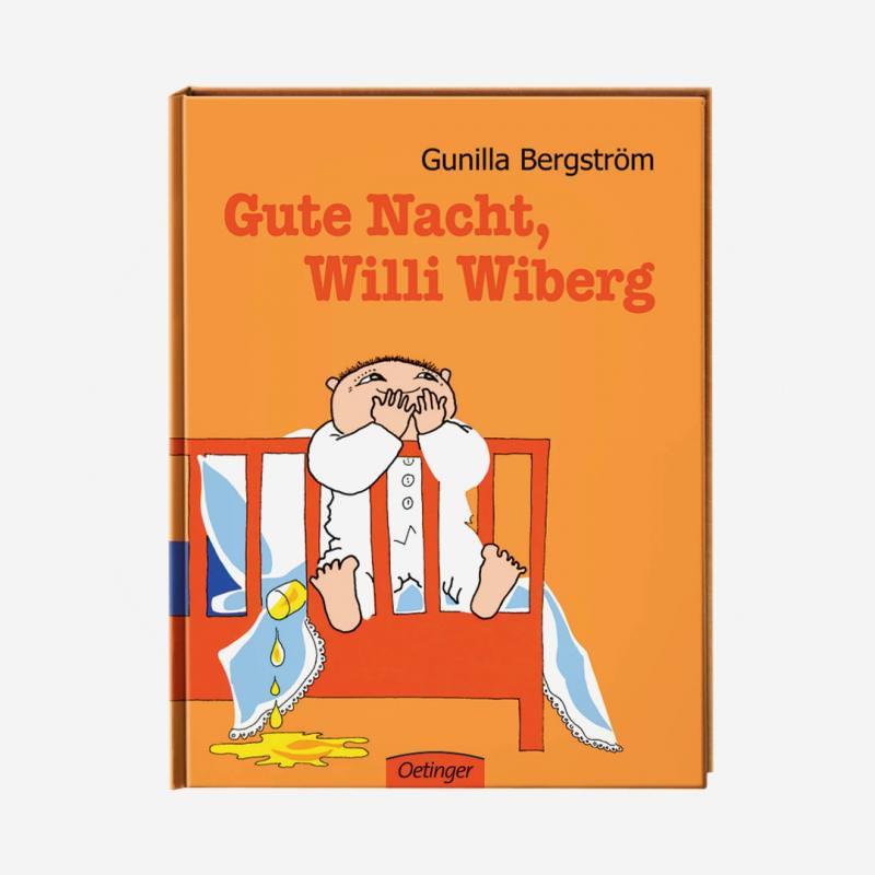 buch oetinger gunilla bergström gute nacht willi wiberg 978-3-7891-7759-0