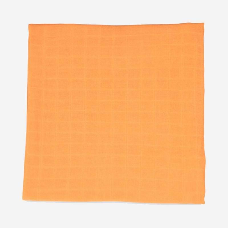 Musselin Swaddle Decke Farbenspiel Sonnenocker