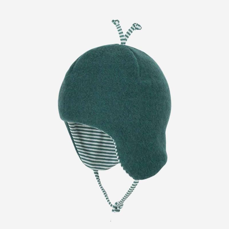 Mütze Fleece smoke green