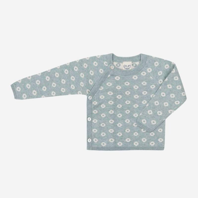 Kimono Baumwolle/Seide Kreisel