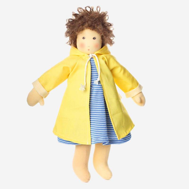 Puppe Strandkind Lena