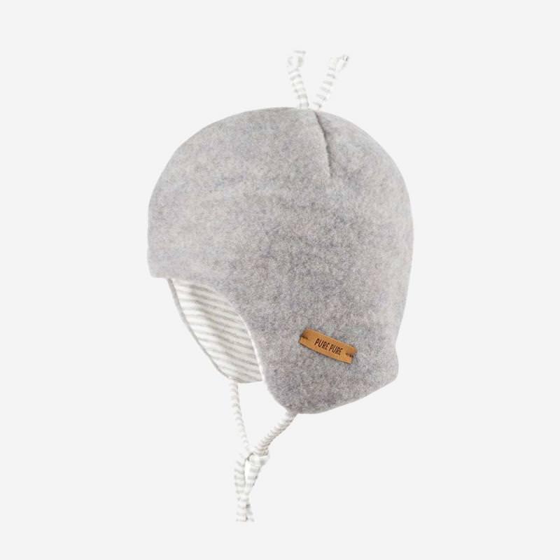 Mütze Fleece moonrock