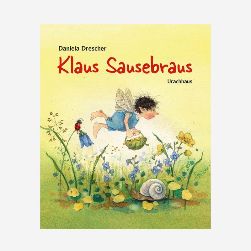 Buch Klaus Sausebraus