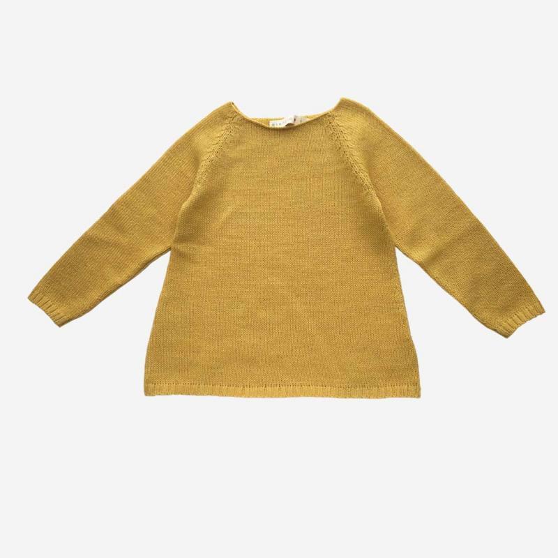 Pullover Mary Alpaka amber