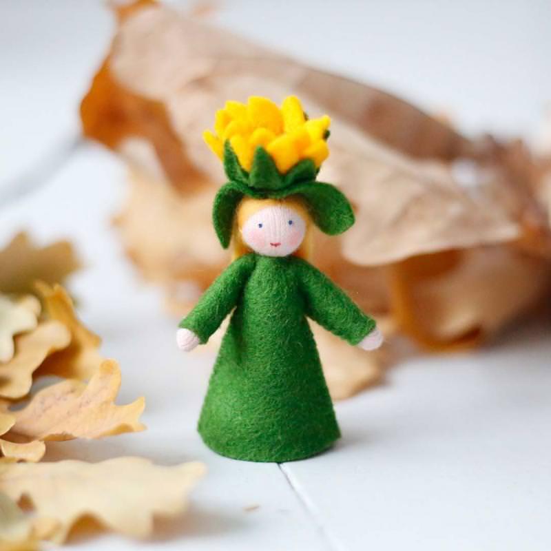 Blumenkind Sonnenblume
