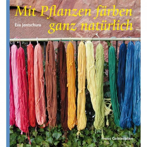 Buch Mit Pflanzen färben