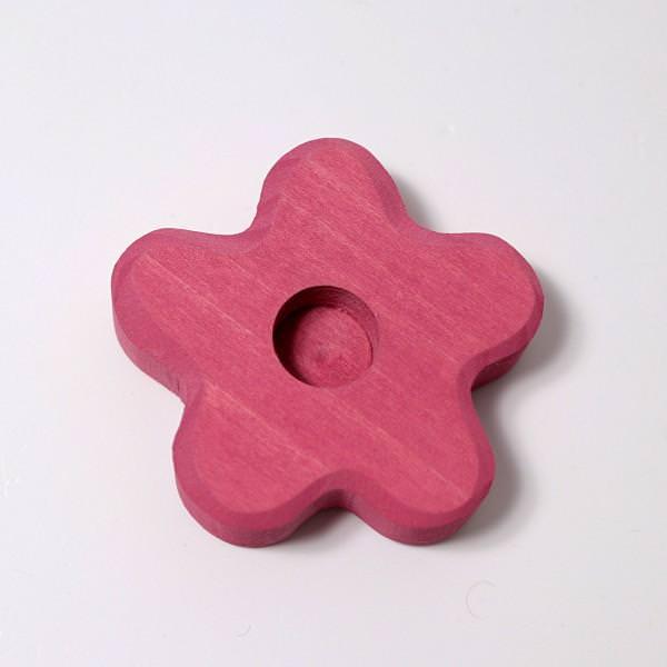 Lebenslicht Blume rosa