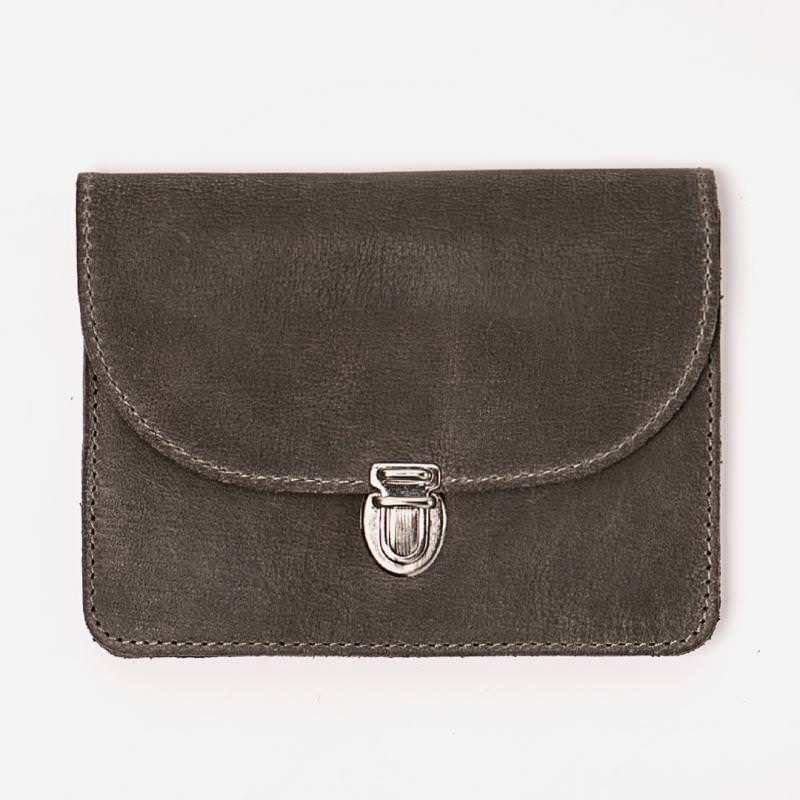 Portemonnaie Borsa grau