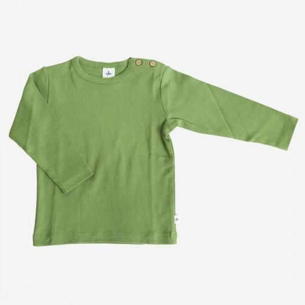 Shirt Baumwolle grün