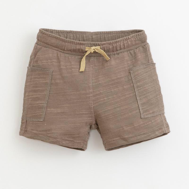 Shorts Jersey pinha braun