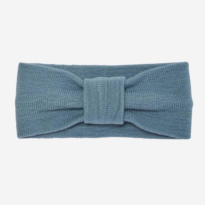 Stirnband aus Wolle dusty green