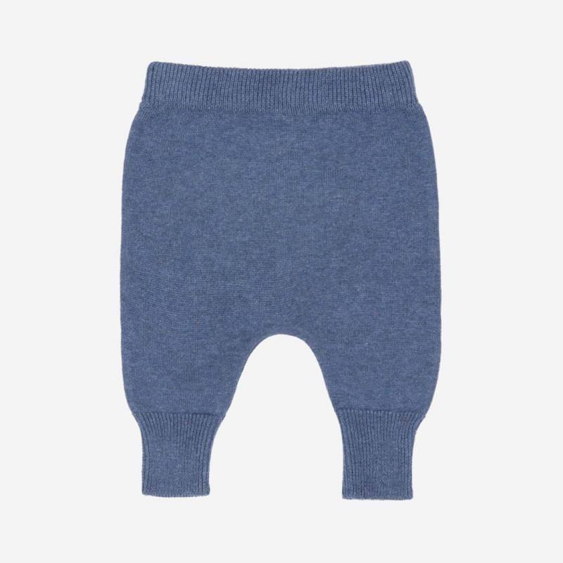 Harempant Baumwolle Wolle china blue