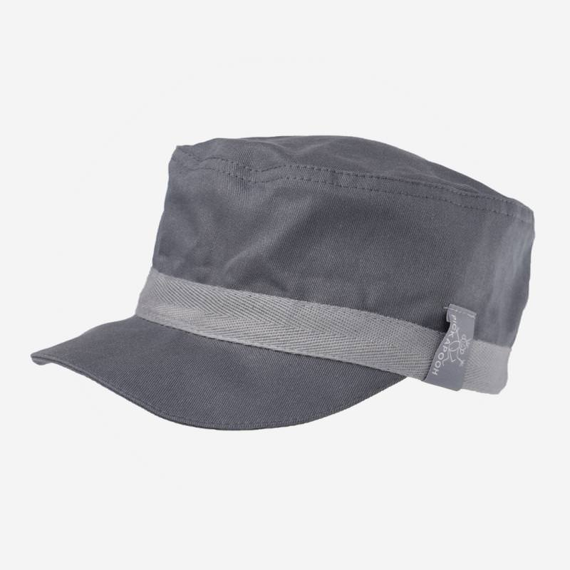 Schirmmütze Mika UV-80 grau