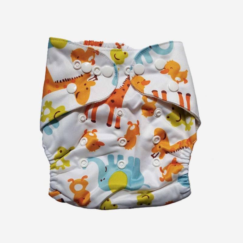 Schwimmwindel Giraffen