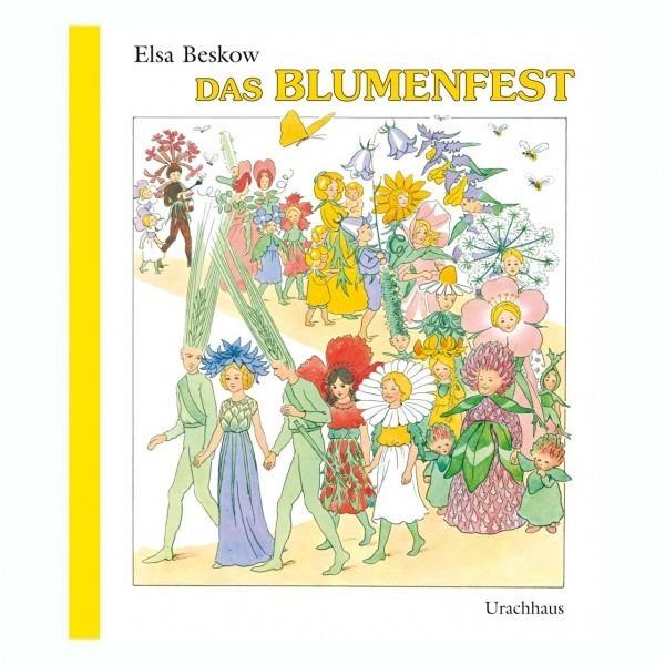 Buch Das Blumenfest