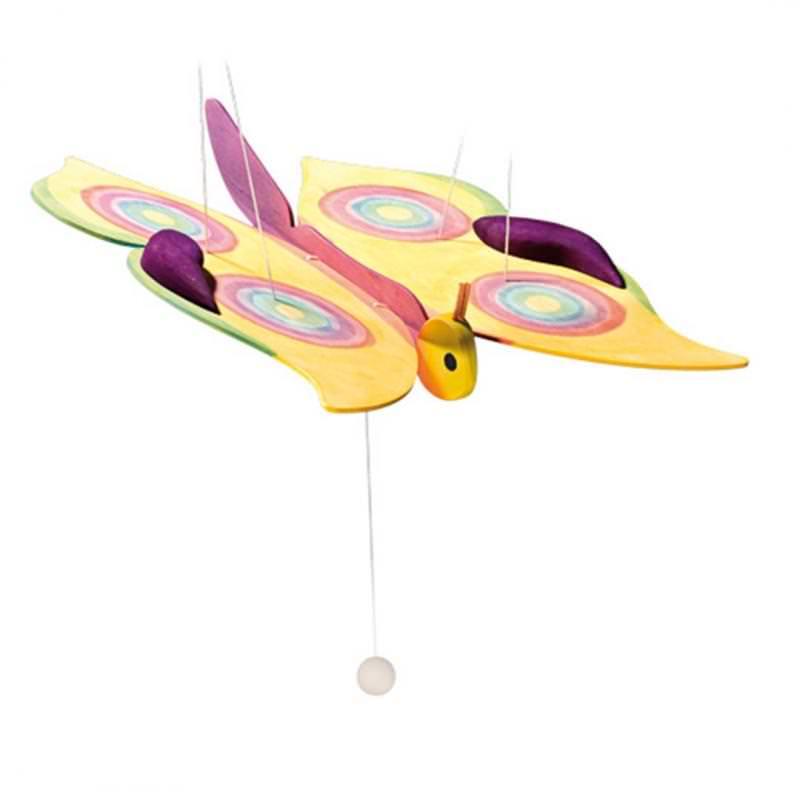 Mobile Schmetterling