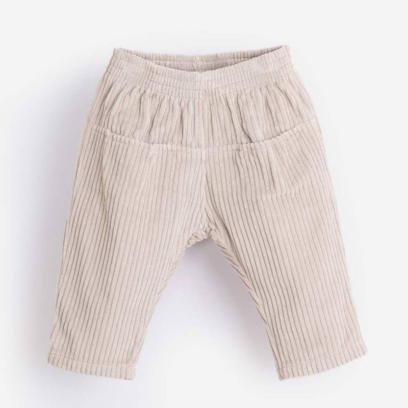 Baby Cord Hose von Play Up aus Baumwolle in simplicity