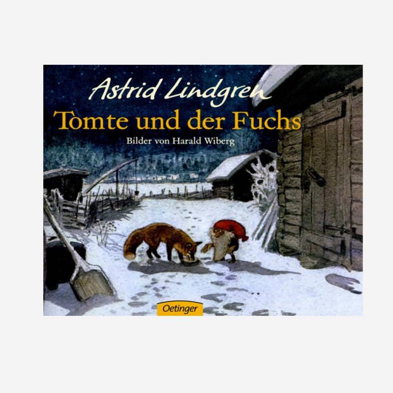 Buch Tomte und der Fuchs
