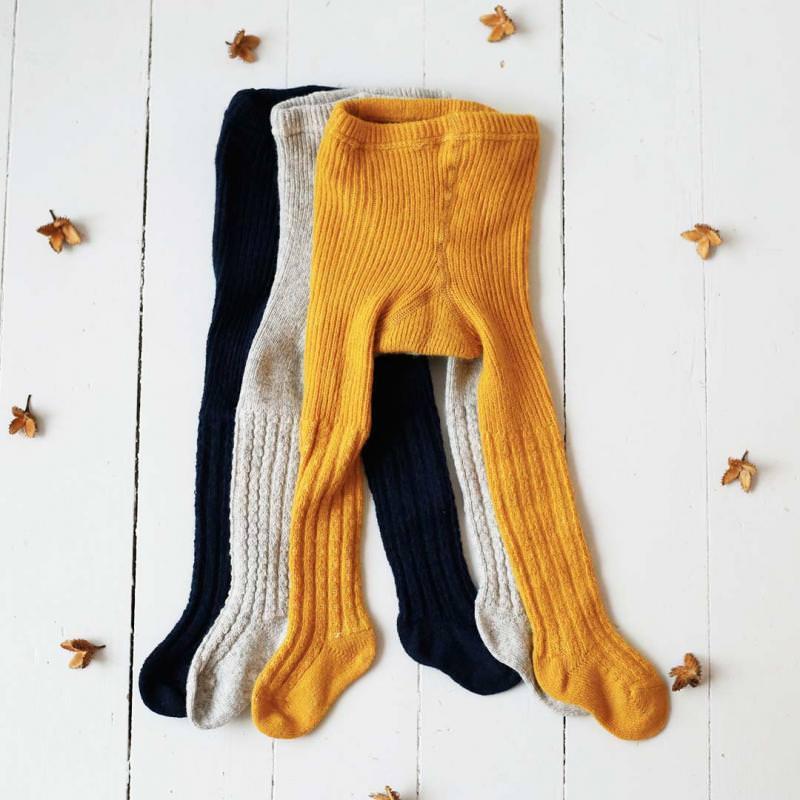 Baby Strumpfhose Wolle/Baumwolle