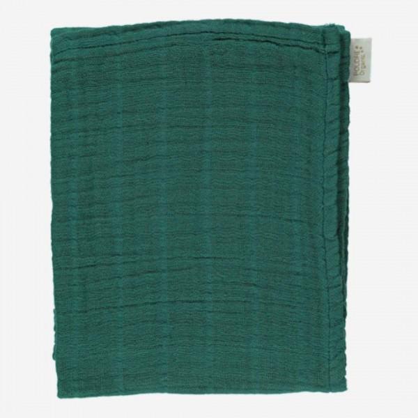 Musselin Tuch Bistro Green, Groß